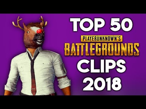 TOP 50 MOST VIEWED PUBG TWITCH CLIPS OF 2018 download