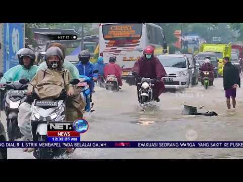 Bajir di Kebumen Akibatkan Macet Hingga 5 Km - NET12