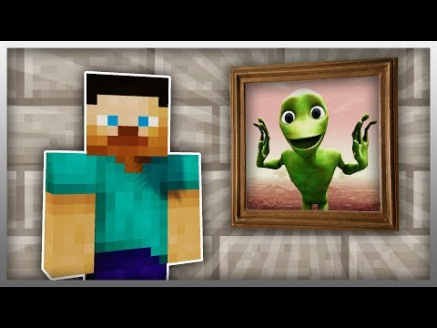 ✔️ Turn ANY Image into a Minecraft Painting! (Minecraft Mod)