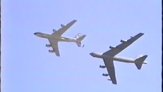 Castle AFB Airshow, October 24, 1993 part 1