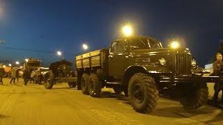 В Казани на репетиции Парада Победы показали военную технику