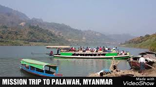 Mission Trip to Palawah, Bangladesh Border