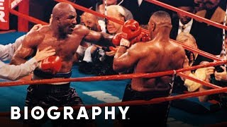 Mike Tyson - Second Fight Against Evander Holyfield