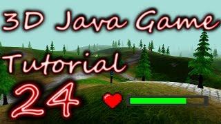 OpenGL 3D Game Tutorial 24: Rendering GUIs
