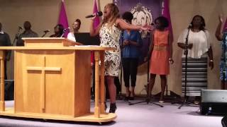 I Can Only Imagine by Tamela Mann Ondraia Cover