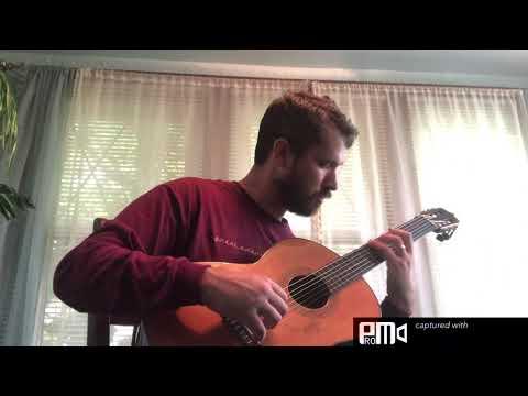 Spanish Blues Improv