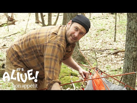 Brad Makes Mistakes | It's Alive Camping Outtakes | Bon Appetit