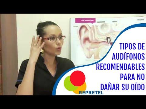 Tipos de audífonos recomendables para no dañar su oído