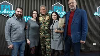 В гостях у ФМ-на Дону путешественник из Сирии Аднан Аззам