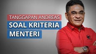 Politisi PDI-P Tanggapi Pernyataan Amien Rais soal Kriteria Menteri di Tengah Isu Reshuffle