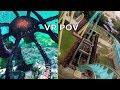 Kraken Unleashed VR Seaworld Orlando