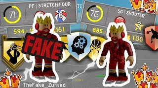 PLAYING WITH THE FAKE ZURKED IN RB WORLD 2? RB World 2 Park Games! Roblox
