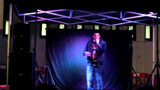 Marvin Gaye/Ed Sheeran - Lets Get It On/Thinking Out Loud By Nick D (Live)