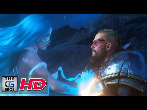 """CGI 3D Animated Trailers: """"Bladebound Cinematic"""" – by Puppetworks Animation Studio"""