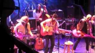 06/18/12 - Bowery Ballroom NYC - Joe Purdy Live - Goldfish