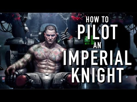 40 Facts and Lore on Imperial Knights Warhammer 40K