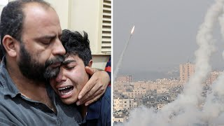 video: Israel launches deadly Gaza offensive after 300 injured in Jerusalem clashes