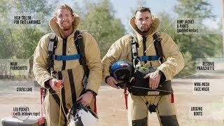 Playing With Fire (2019) - Smokejumpers Featurette - Paramount Pictures