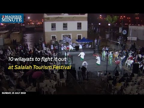 10 wilayats to fight it out at Salalah Tourism Festival