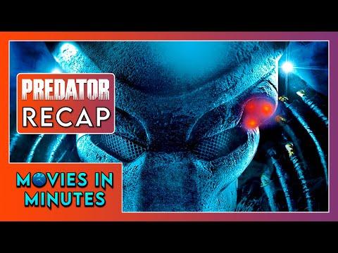 Predator in 3 Minutes (MOVIE RECAP)