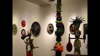 Plates & Totems Art Show-The 4 Minute Version