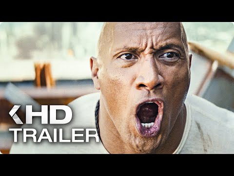 RAMPAGE Trailer German Deutsch (2018)