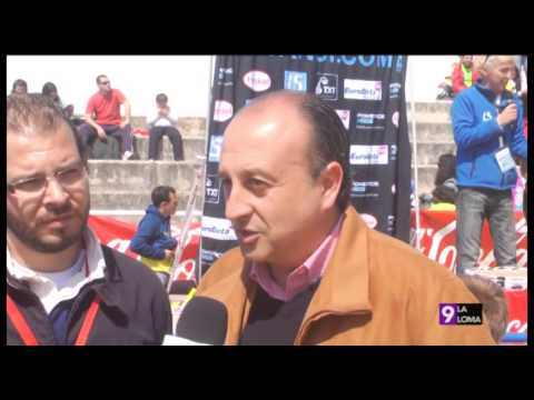 Reportatge de Televisió 9 La Loma TV