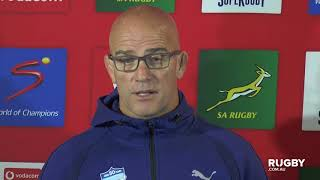 2018 Super Rugby Round 15: Bulls press conference - Video Youtube