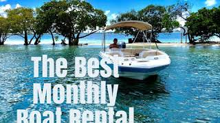Join Miami Boat Club Membership at Miami rent Boat