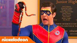 Опасный Генри | Боязнь змей 🐍 | Nickelodeon Россия