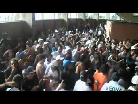 """""""Brigada 11 Banderazo Contra Cucuta"""" Barra: Brigada 11 • Club: Once Caldas"""