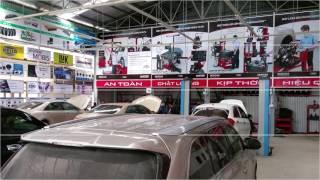 Phụ kiện cho Toyota Highlander: Bậc dẫm, ray nóc, dán phim cách nhiệt