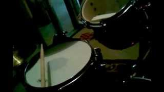 David Oke - How to play some african drum beat