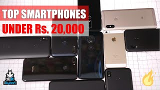 Top 10 Smartphones Under Rs. 20000 To Buy - iGyaan