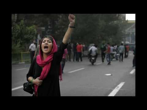 Entekhabat by Citizens of Baskerville (Iran Election Protest Song)
