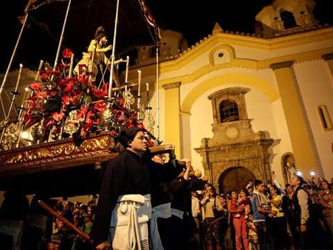 Popayan se prepara para la procesion del Miercoles Santo