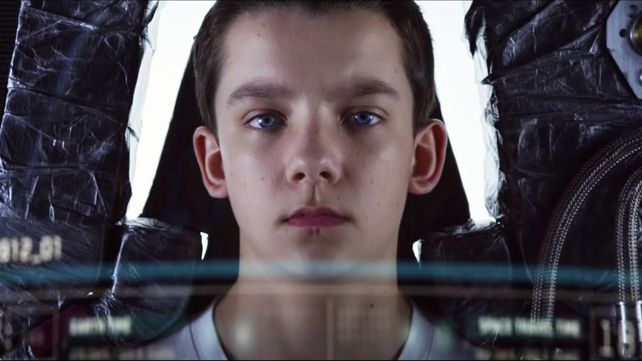 Oh, Here's The First Ender's Game Trailer…
