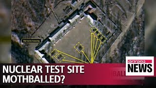 Download Video Complete destruction of North Korea's Punggye-ri nuclear test site unclear: 38 North MP3 3GP MP4