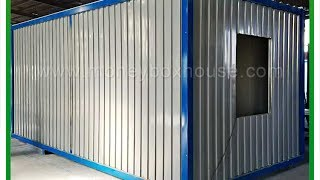 Guangzhou Moneybox house -DIY Shipping container