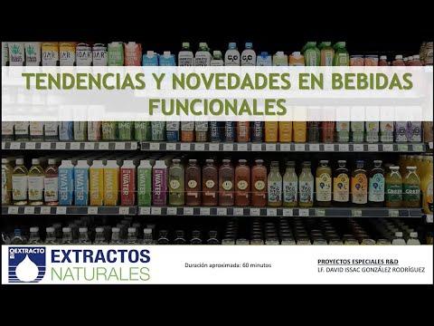 Formulación de bebidas inteligentes