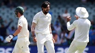 Ishant's brutal bumper gives India Head-start