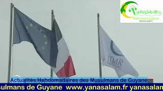 Actualités Hebdomadaires des Musulmans de Guyane 24 janvier 2021