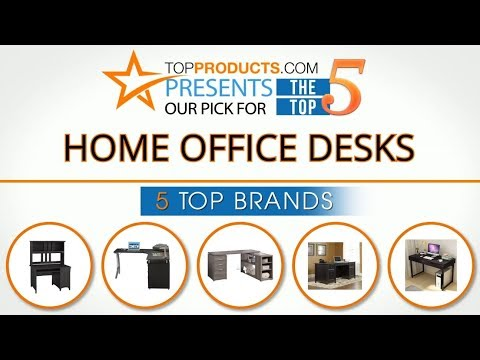 Best Home Office Desk Reviews 2017 – How to Choose the Best Home Office Desk