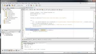 Java Tutorial 9 - Reading text files with BufferedReader