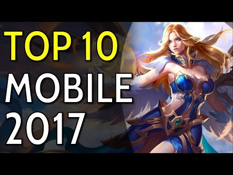 TOP 10 BEST MOBILE GAMES OF 2017 – Games of the Year Android and iOS