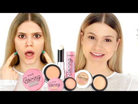 FIRST IMPRESSION | NEW BENEFIT BOI-ING CONCEALER COLLECTION REVIEW
