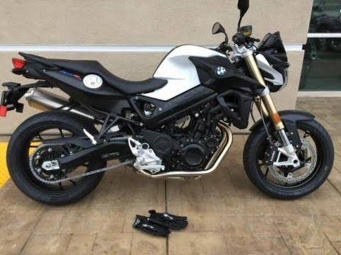 2015 BMW F800R * Solid Bike Good Value