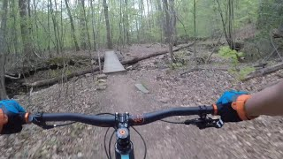 Biking Bad on BROT trail