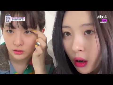 ENG] 180615 Sunmi x Seulgi Playing with Camera - Secret Unnie EP07