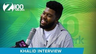 Khalid - Full Interview at Z100